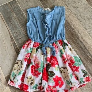 Other - Jean and floral dress